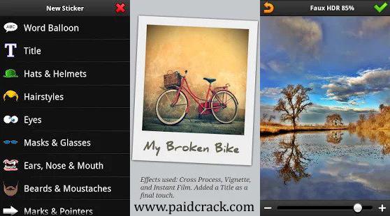 PicSay Pro APK - Photo Editor 1.8.0.5