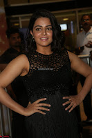Wamiqa Gabbi in a sleeveless Black Designer Transparent Gown at 64th Jio Filmfare Awards South ~  Exclusive 142.JPG