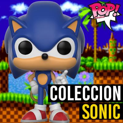 Lista de figuras funko pop de Funko POP Sonic