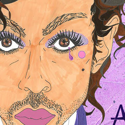 "AMANDA PALMER & JHEREK BISCHOFF ""Purple Rain"" (Prince Cover)"