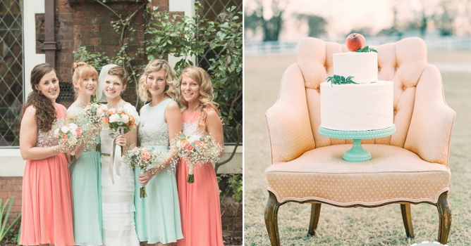 Color Story | Sweet + Romantic Color!