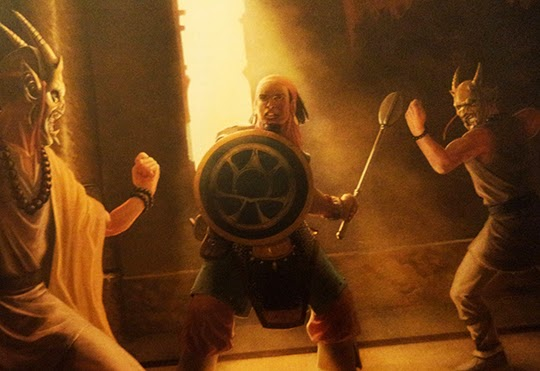 Power Score: Princes of the Apocalypse - Sacred Stone Monastery