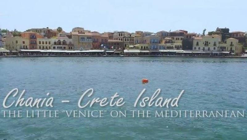 Κρήτη, «η μικρή Βενετία της Μεσογείου» - Τουριστική προβολή των Χανίων στη Ρουμανία (vid)