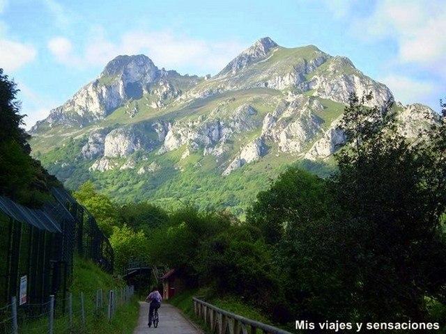 La senda del oso, Asturias