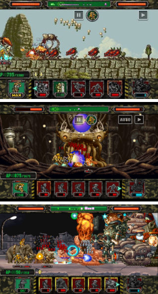 Metal Slug Attack Mod v2.17.0 Apk Unlimited AP New Version