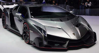 Un taureau de combat féroce a inspiré la Lamborghini Veneno.