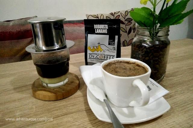 dr.coffee lampung, dr.coffee cafe lampung, cafe lampung, kopi lampung, robusta lampung