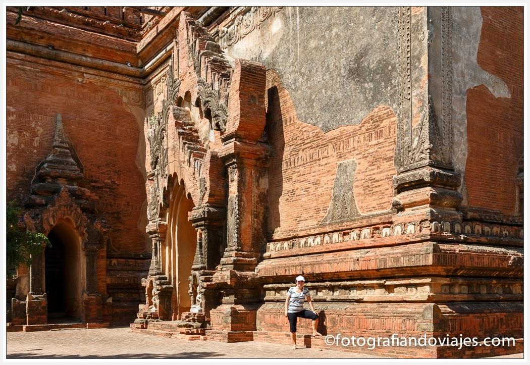 Hitilominlo en Bagan, Myanmar