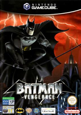 Batman vengeance videojuego