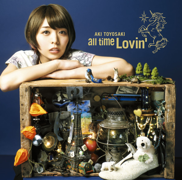 [Album] 豊崎愛生 – all time Lovin' (2016.03.23/MP3/RAR)