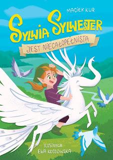 Sylwia Sylwester jest Niecałopełnista okładka