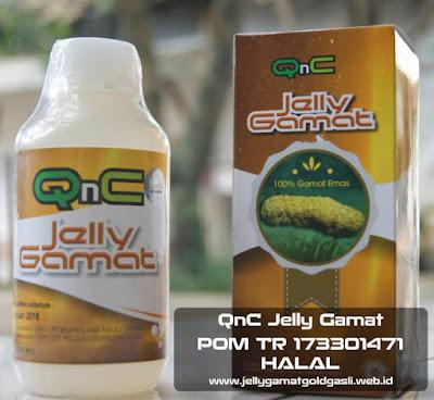 QNC Jelly Gamat ASLI (100% ORIGINAL)