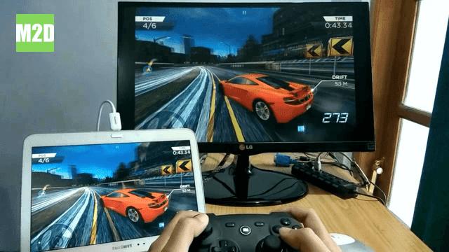 Cara Menampilkan Layar Android di TV, Monitor. atau Proyektor