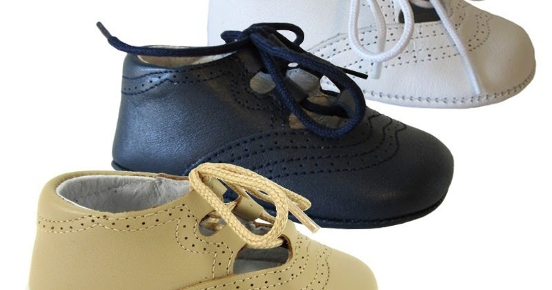 e35408c1fbd Zapatos de bebés niños y de bebés niñas calzado infantil: Zapatos inglesitos  para bebés