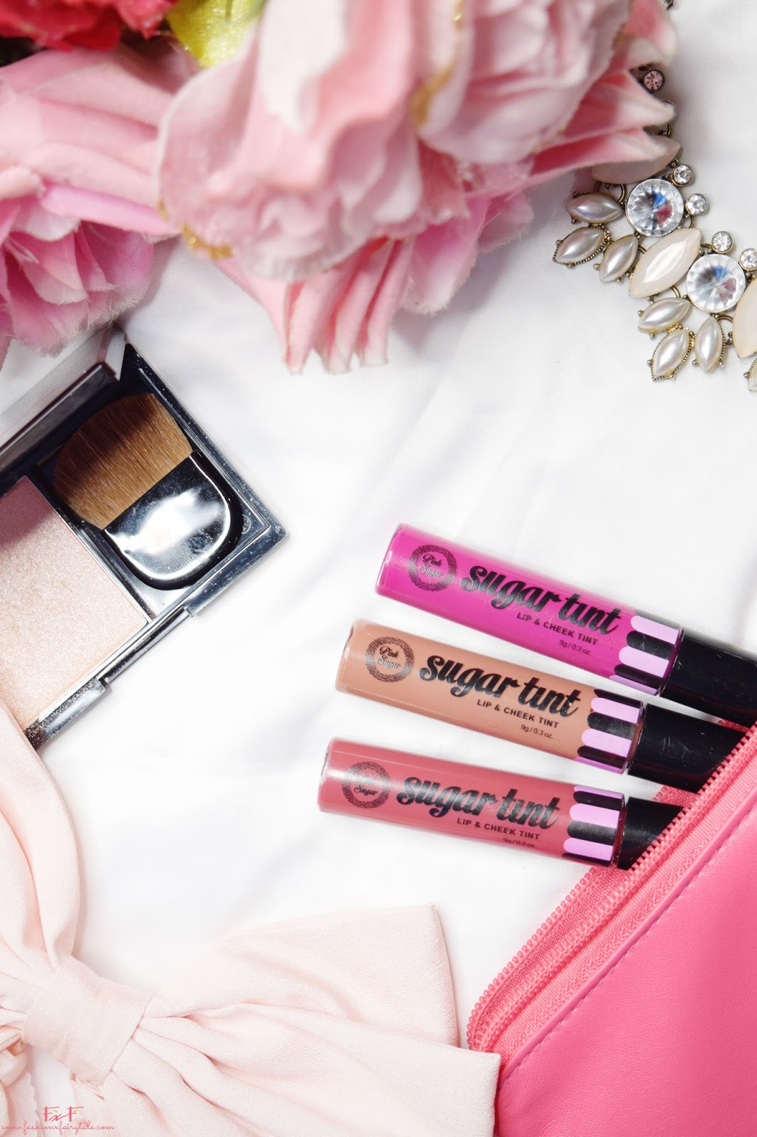 Pink Sugar Sugar Tint Lip & Cheek Tint | Review & Swatches