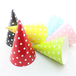 Hat-Party-Colorful-Paper-Hat