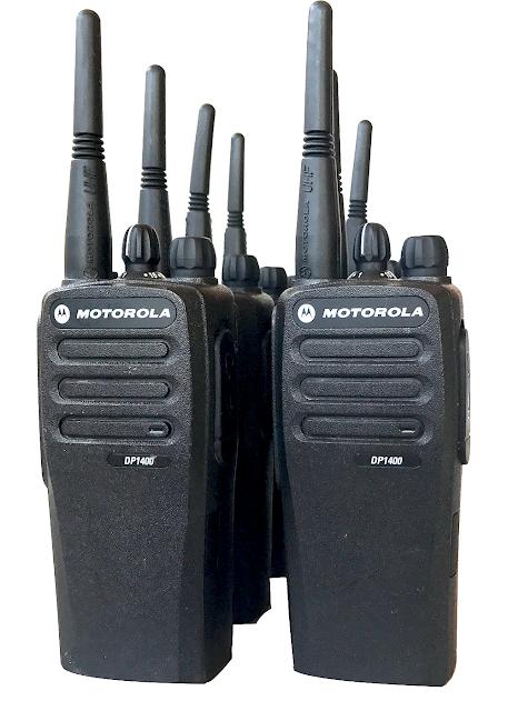 MOTOROA DP1400 מכשיר קשר