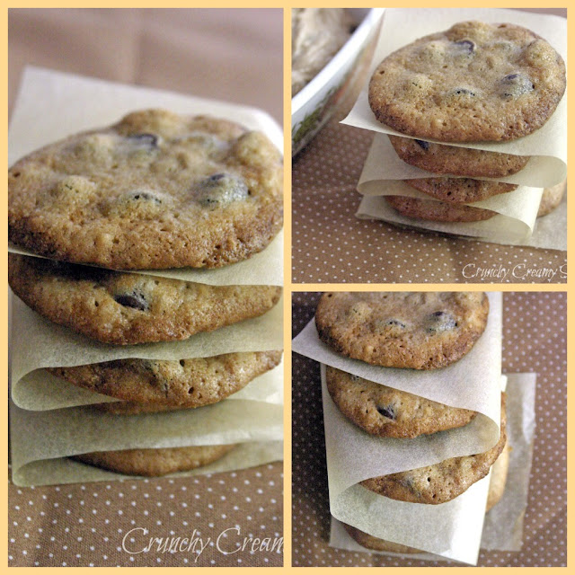PicMonkey+Collage2 CCC Monday: Eggless Chocolate Chip Cookies