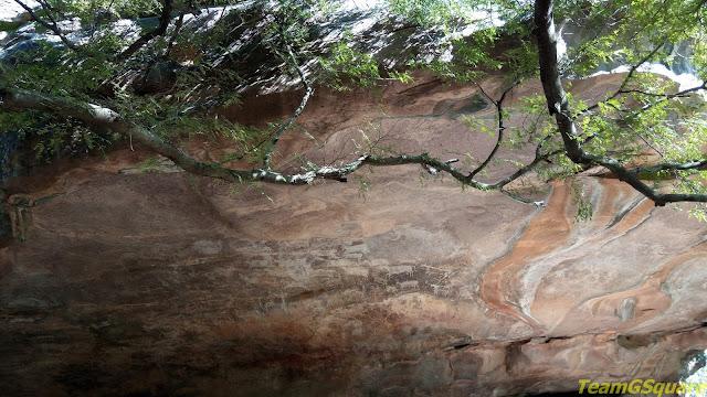 Cave Paintings Bhimbetka