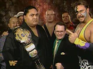 WWF / WWE Survivor Series 1993: The Foreign Fanatics