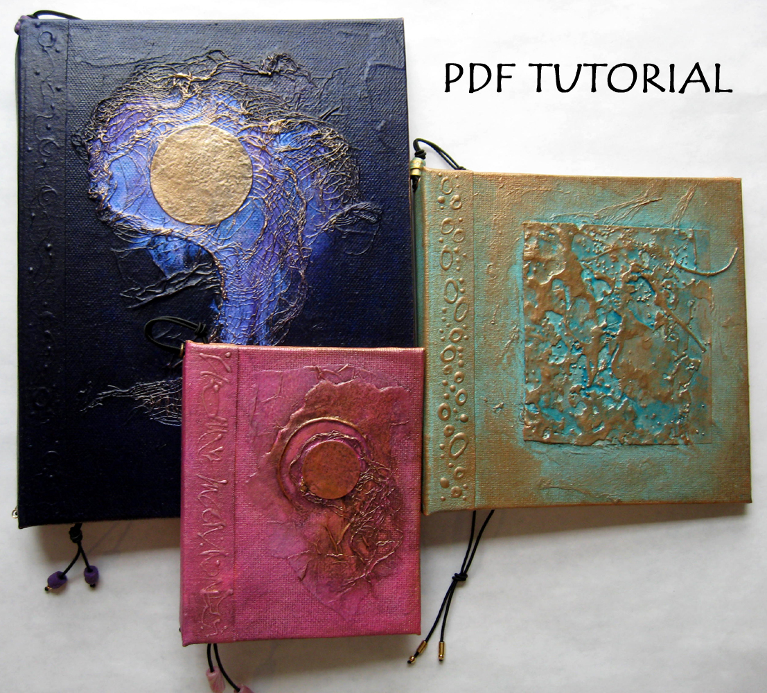 Journey By Journal: PDF Tutorial For Making Refillable