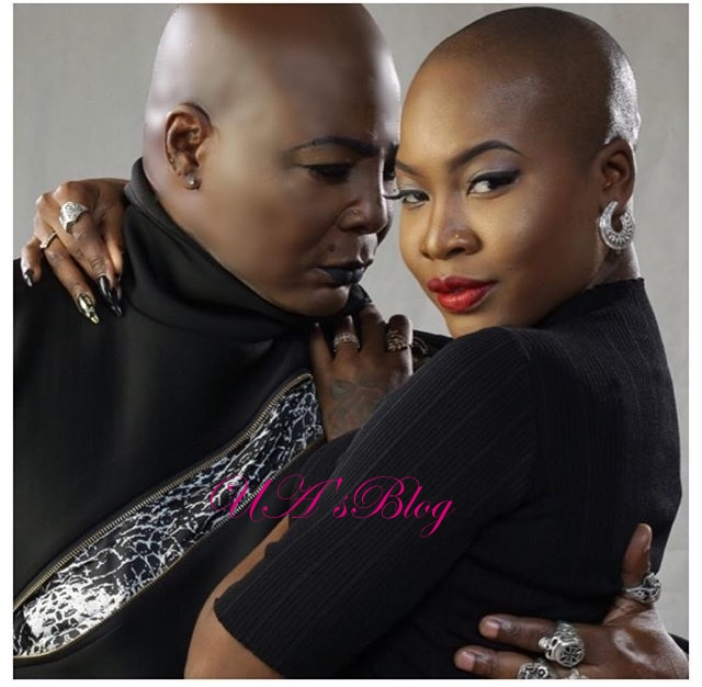 Charly Boy's Daughter Dewy: My Mission For Creating A Lesbian, Gay, Bisexual, Transgender Platform