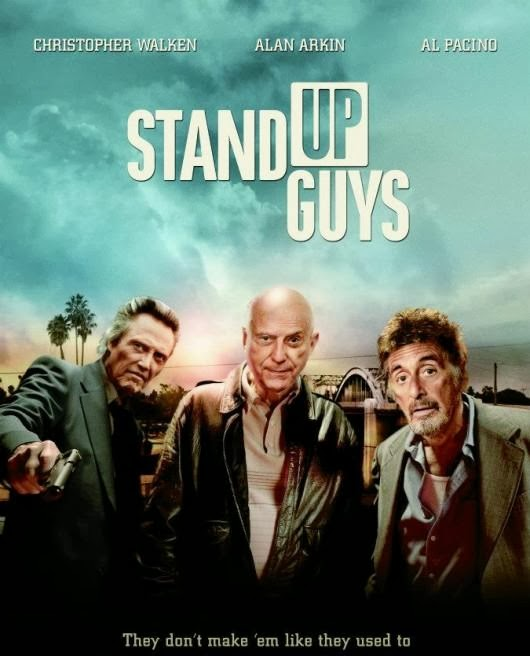 Poster Of Stand Up Guys (2012) In Hindi English Dual Audio 300MB Compressed Small Size Pc Movie Free Download Only At worldfree4u.com