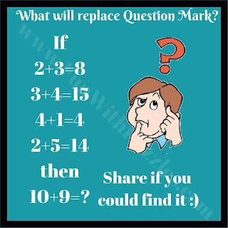 Very Tricky Math Brain Teaser