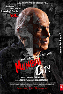 The Dark Side Of Life: Mumbai City First Look Poster 2