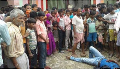 Mob Lynching Bihar As Public Kills Kidnappers