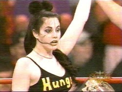 Hunger for Unger shirt of WCW Daffne. PYGear.com