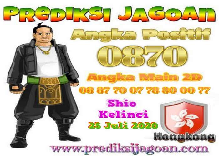 Kode syair Hongkong Sabtu 25 Juli 2020 265