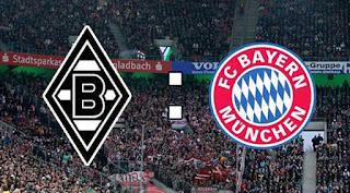 مشاهدة مباراة بايرن ميونخ وبوروسيا مونشنغلادباخ بث مباشر بتاريخ 06-10-2018 الدوري الالماني