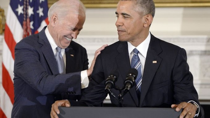 Obama Wishes Joe Biden A Happy Birthday With An Adorable Meme