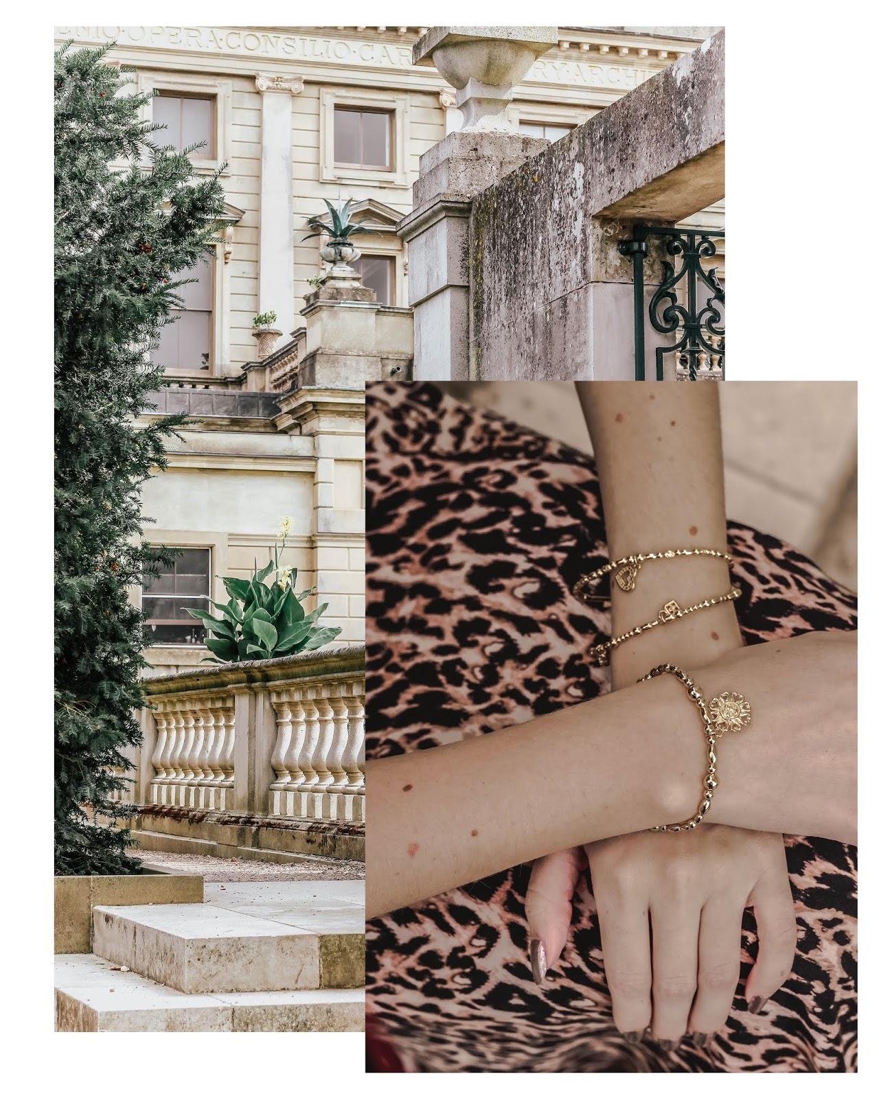 Chlobo Ariella Gold Collection AW 2018