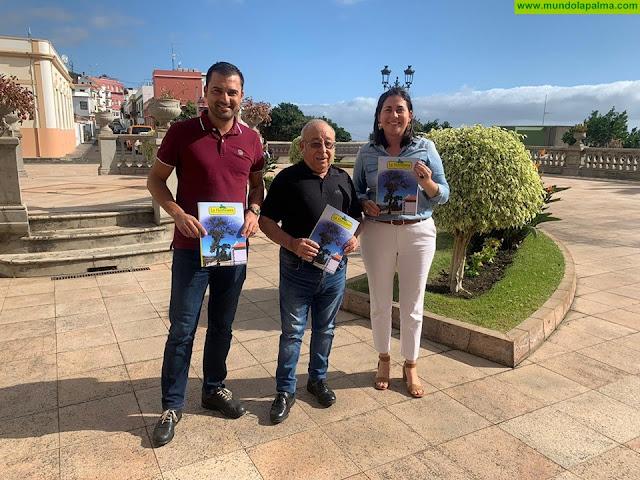 Villa de Mazo mantiene un encuentro con el presidente de La Casa Regional de La Palma en Tenerife