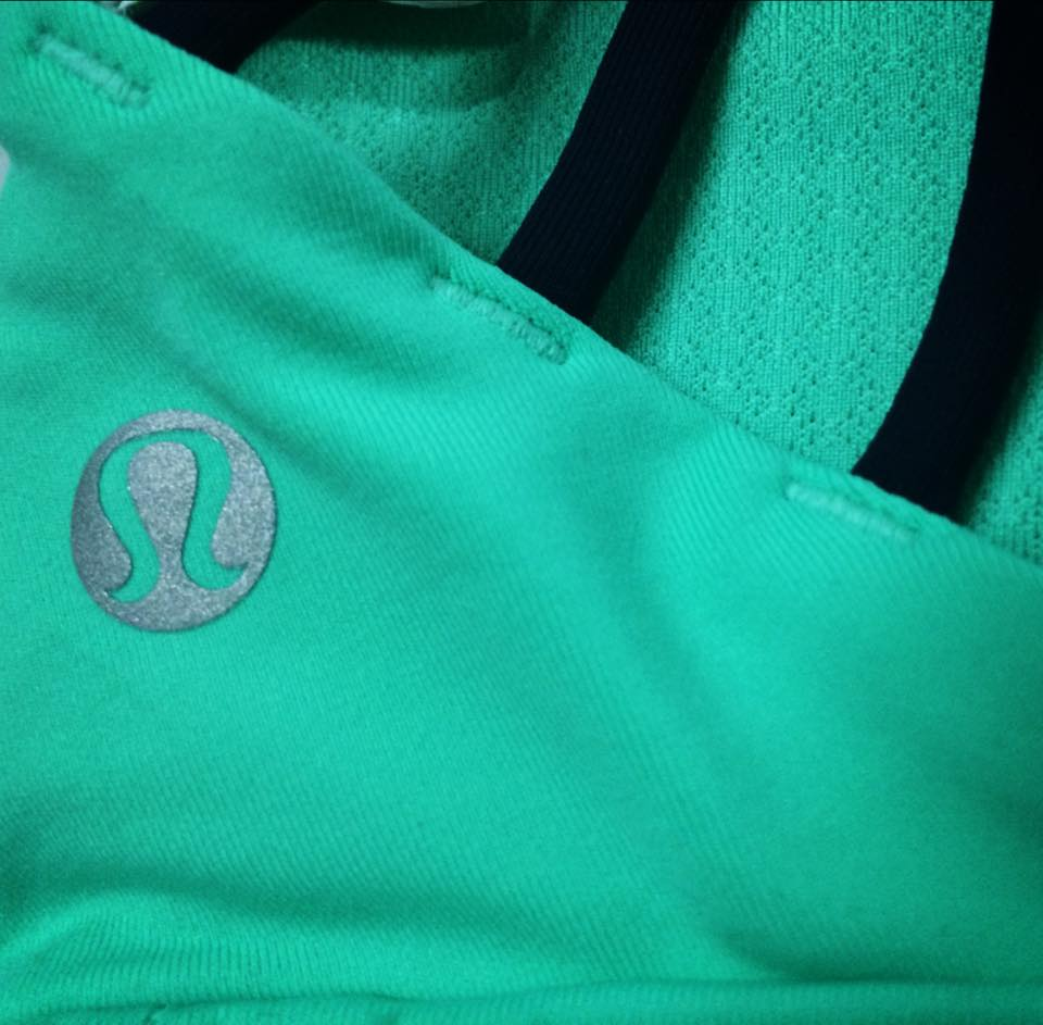 lululemon free to be wild menthol