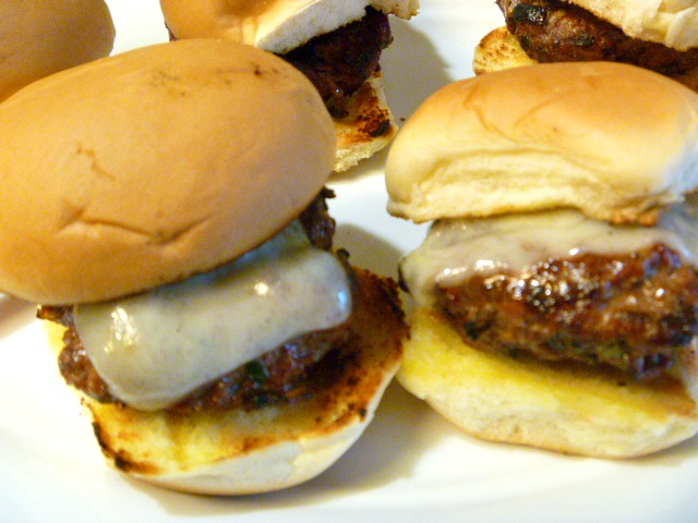 SPICE UP your Sliders!  Try my Attention-Grabbing Jalapeno Mushroom Sliders this Memorial Day!  Slice of Southern