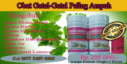 Obat Kulit Gatal-Gatal BerBentol-Bentol