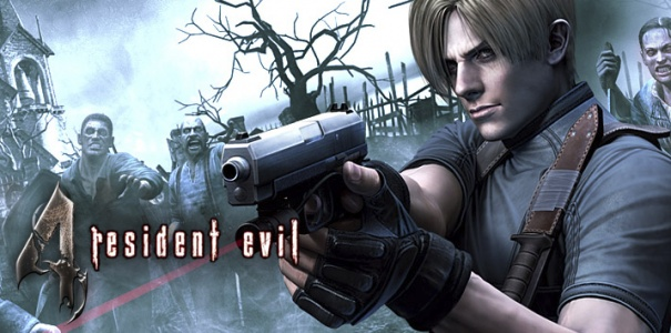 Download file setup / instaler only Resident Evil 4