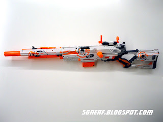 Outback Nerf Nerf Longstrike Cs 6 Whiteout Review