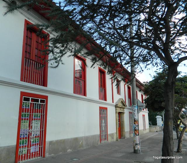Fazenda Santa Bárbara, centro comercial em Usaquén, Colômbia