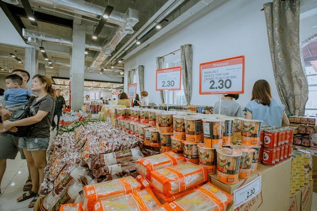 The Best of Thailand, Johor Bahru Sabai Sabai Thai Food Festival 2018, HeroMarket, Shopping, Thai Food