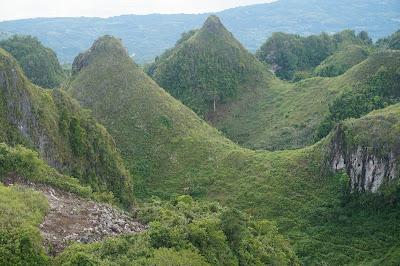 Osmena Peak, moalboal, oslob, cebu, filipina, phillipines