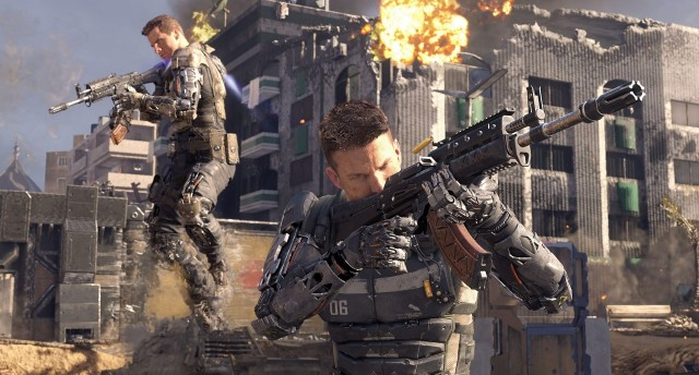 Download game Call Of Duty Black Ops 3 ISO high compress