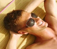 Lower Blood Pressure with sunbathing