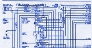 Wiring panel: 1963 Dodge Dart Electrical Wiring Diagram