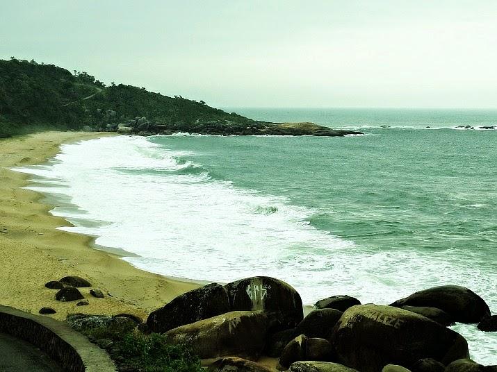 Praia de Taquarinhas, Balneário Camboriú