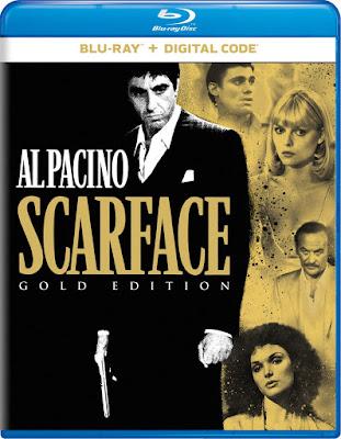 Scarface 1983 Gold Edition Bluray
