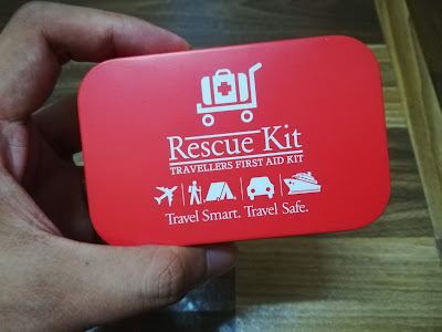 Travel Smart Travel Safe With 'Travellers Rescue Kit'